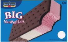 Big Neopolitan Sandwitch