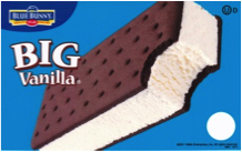 Big Vanilla Sandwitch