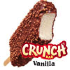 Crunch Bar Vanilla